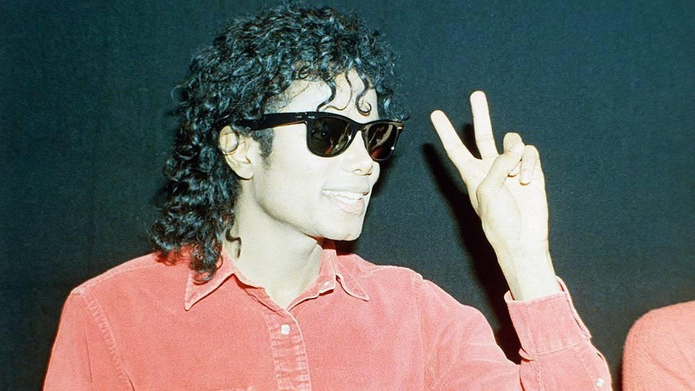 Майкл Джексон, 1988 г.