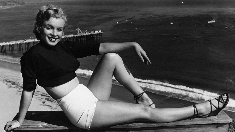 Мэрилин Монро, 1951 год. Фото AP Photo