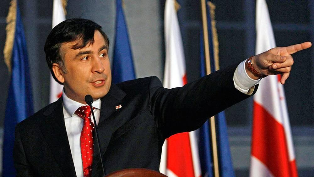 13 марта 2007 года грузинский парламент одобрил решение о вступлении страны в НАТО. Фото AP Photo/Shakh Aivazov