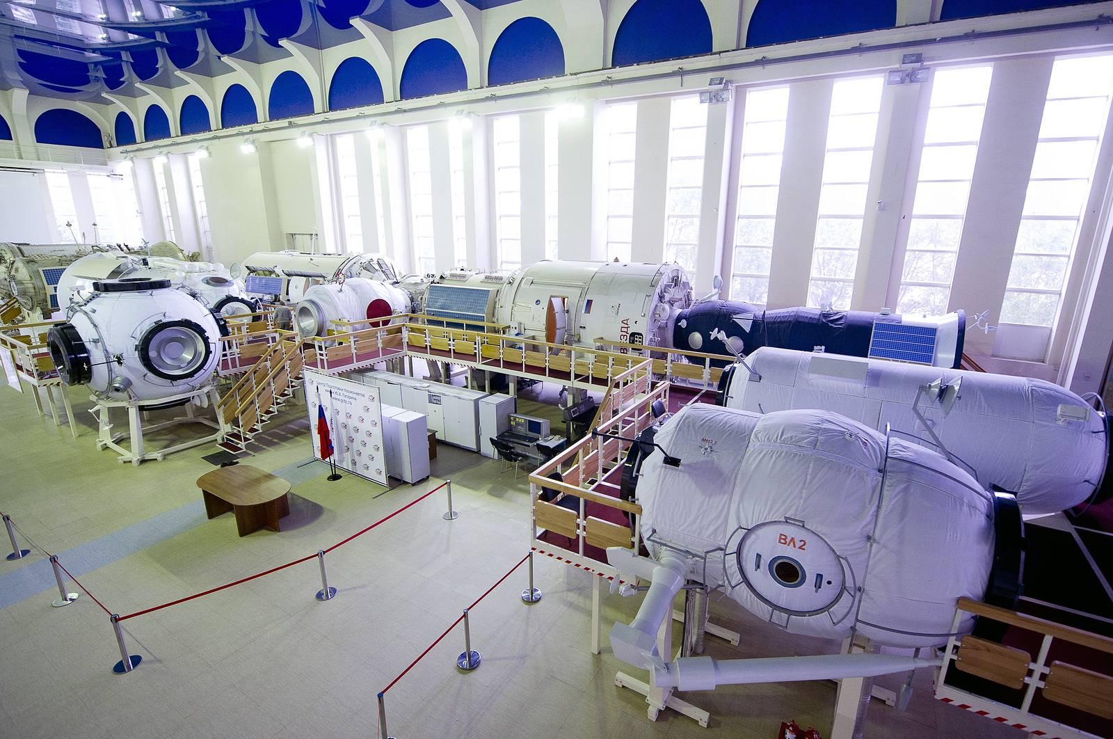 Утвержден экипаж новейшей миссии наМКС