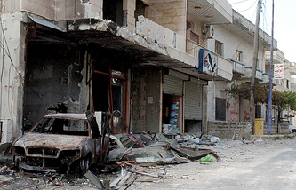 Latakia, Syria