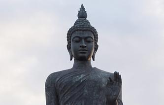 Статуя Будды в Таиланде