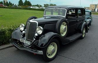 Ford-40 Model V8