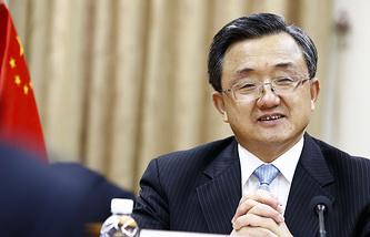 Замминистра иностранных дел КНР Лю Чжэньминь
