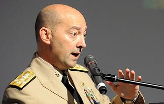 Бывший главком войск США и НАТО в Европе адмирал Джеймс Ставридис