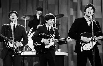 Британская группа The Beatles