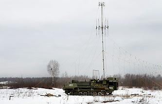 """Комплекс """"Борисоглебск-2"""""""