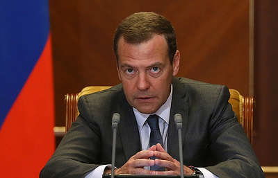 Russian premier: environmental measures can't be postponed over budget deficit