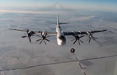 Russia's Aerospace Force gets 2 upgraded Tu-95MS strategic bombers