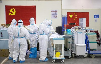 Death toll from new coronavirus in China's Hubei province climbs to 2,144