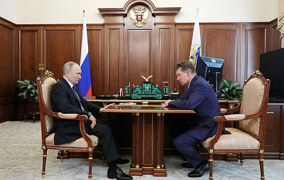 Putin approves start of front and engineering design work for Power of Siberia 2 pipeline