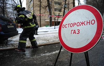 Explosion on main gas pipeline in Orenburg Region reported