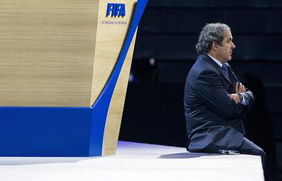 Апелляция Платинии на решение ФИФА о его дисквалификации будет рассмотрена 15 февраля