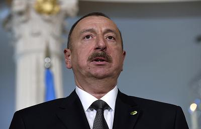 Ильхам Алиев: Азербайджан продолжит усилия по мирному разрешению карабахского конфликта