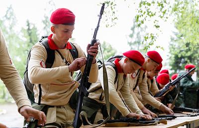 Юнармия России: для чего возродилось всероссийское военно-патриотическое движение