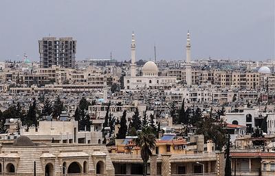 Лавров: боевики в Алеппо срывают прекращение огня