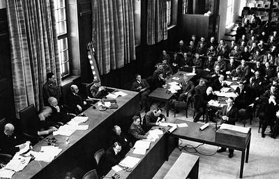 Нюрнбергский процесс по делу медицинских преступлений в ходе Второй мировой войны