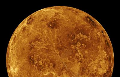 Ученые РФ и США рассматривают возможность совместного проекта по исследованию Венеры