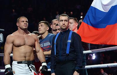 Российский боец Штырков проведет бой в Челябинске против голландца Айвела