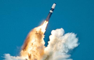 Sunday Times: британское правительство скрыло факт неудачного запуска ракеты Trident