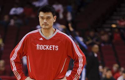 Яо Мин стал президентом Китайской баскетбольной ассоциации