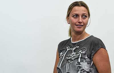 Восстановление теннисистки Квитовой после вооруженного нападения проходит без осложнений