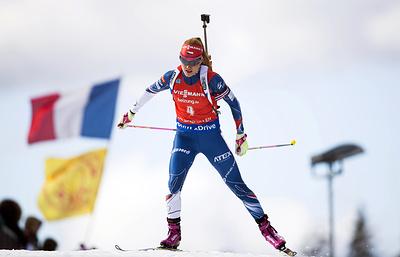 Тихонов: биатлонистка Коукалова пиарит себя, критикуя Россию и IBU