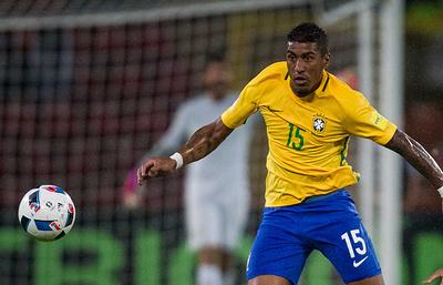 Сборная Бразилии разгромила уругвайцев и укрепила лидерство в отборочном турнире ЧМ-2018