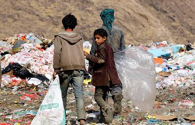 ООН: 1,4 млн детей в Йемене, Нигерии, Сомали и Южном Судане угрожает голодная смерть
