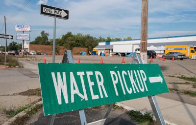 Против властей города Флинта подан иск за повышение цен на воду