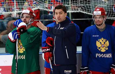 Тренер ХК ЦСКА Никитин готов продолжить работу в сборной России
