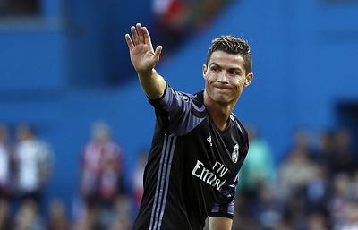 СМИ: Роналду добровольно выплатил €6 млн в качестве компенсации за уклонение от налогов