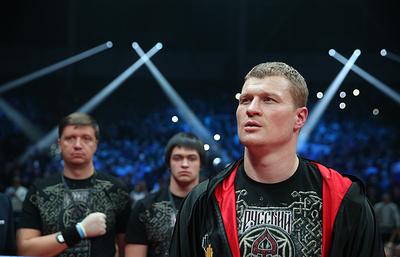 Поветкин и Руденко обязательно сдадут допинг-тесты в рамках боя