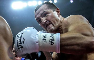 Австралийский боксер Флэнэган подписал контракт на бой с Лебедевым