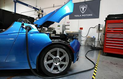 Tesla готовится приступить к сборке электромобилей в Китае
