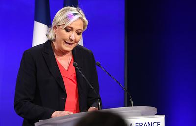 Ле Пен предстанет перед судебными следователями из-за скандала о трудоустройстве в ЕП