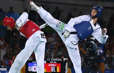 Сборная России по тхэквондо стартует на чемпионате мира в Южной Корее
