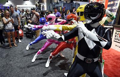 Все гики в гости будут к нам: в Сан-Диего стартовал ежегодный Comic-Con