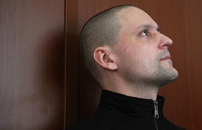 """Координатор """"Левого фронта"""" Сергей Удальцов вышел на свободу"""