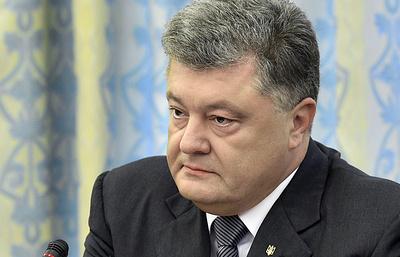 СНБО Украины заверил Порошенко в непричастности страны к передаче КНДР ракетных технологий