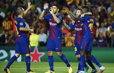 """Совет директоров """"Барселоны"""" представит на утверждение рекордный для клуба годовой бюджет"""
