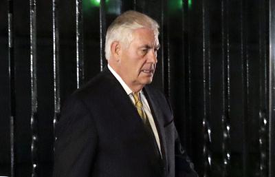 Тиллерсон убежден, что ситуация с дипмиссиями РФ и США стабилизировалась