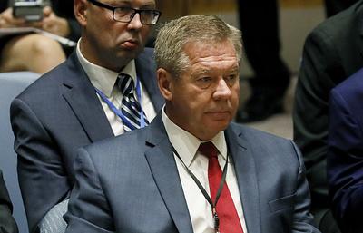Россия распространила в СБ ООН проект резолюции по зонам деэскалации в Сирии