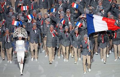 Минспорт: Франция пропустит ОИ-2018, если спортсменам не гарантируют безопасность