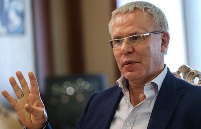 Фетисов планирует обсудить проблемы российских олимпийцев с WADA, МОК, ООН и ЮНЕСКО