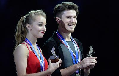 Фигуристы Степанова и Букин сообщили, что соскучились по соревнованиям