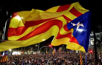Мадрид намерен ограничить самоуправление в Каталонии