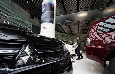 AP: Mitsubishi отзывает более 160 тыс. машин в Северной Америке из-за проблем с двигателем