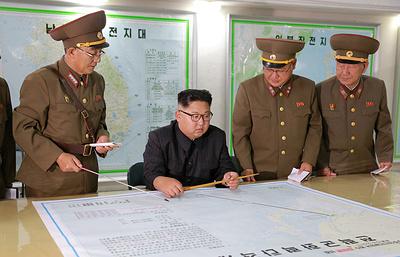 Американские аналитики: КНДР может обладать биологическим оружием