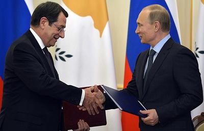 Российско-кипрские отношения. Досье